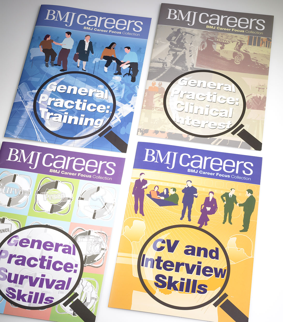 BMJ Career Focus Magazines