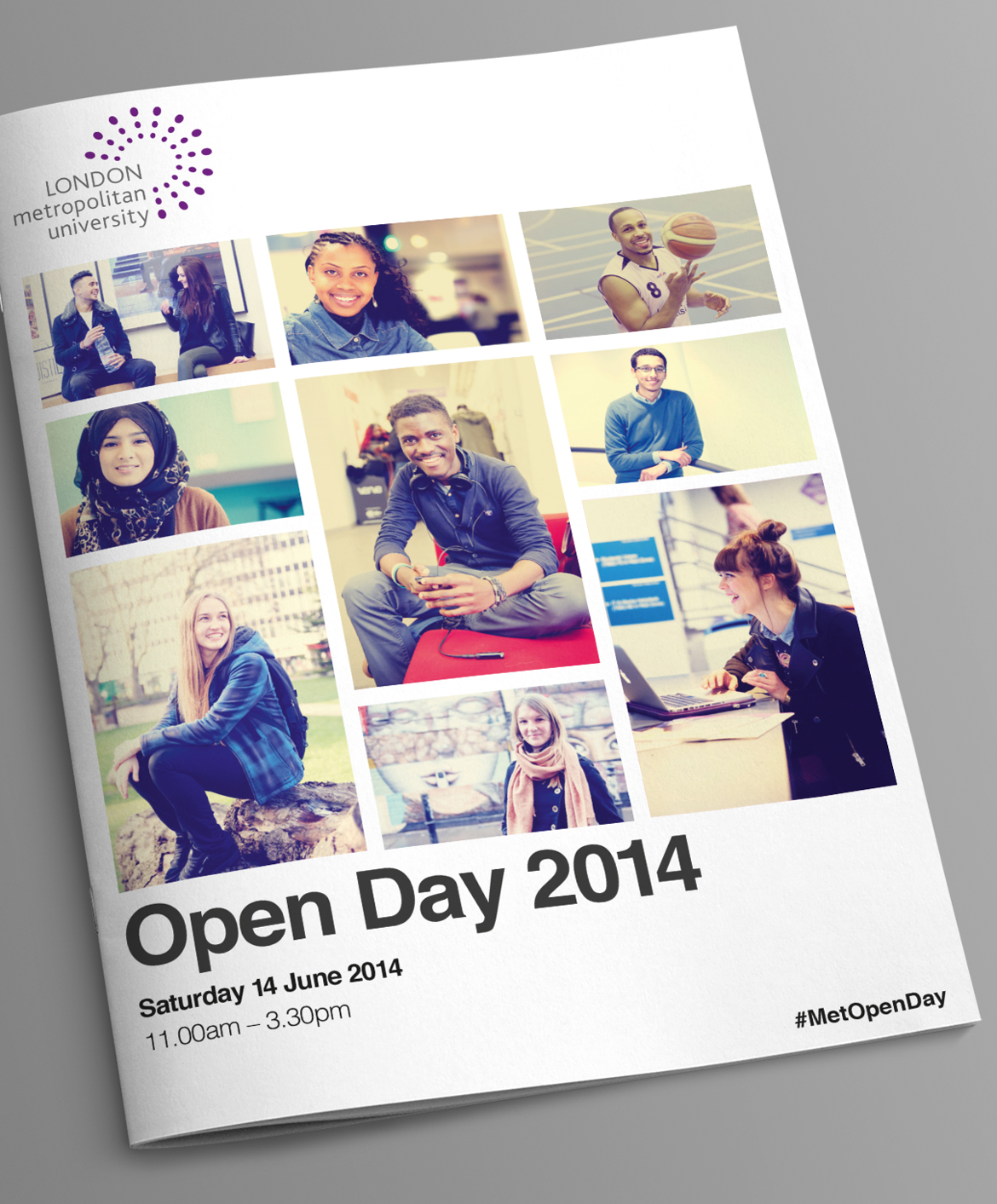 London Metropolitan University Open Day