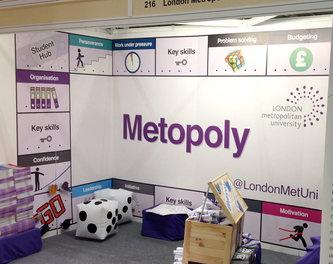 London Metropolitan University Exhibition